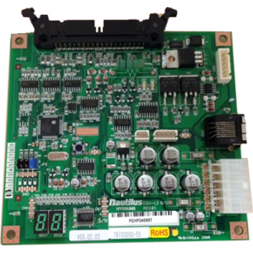1000 Note CDU Controller Board (New Style)